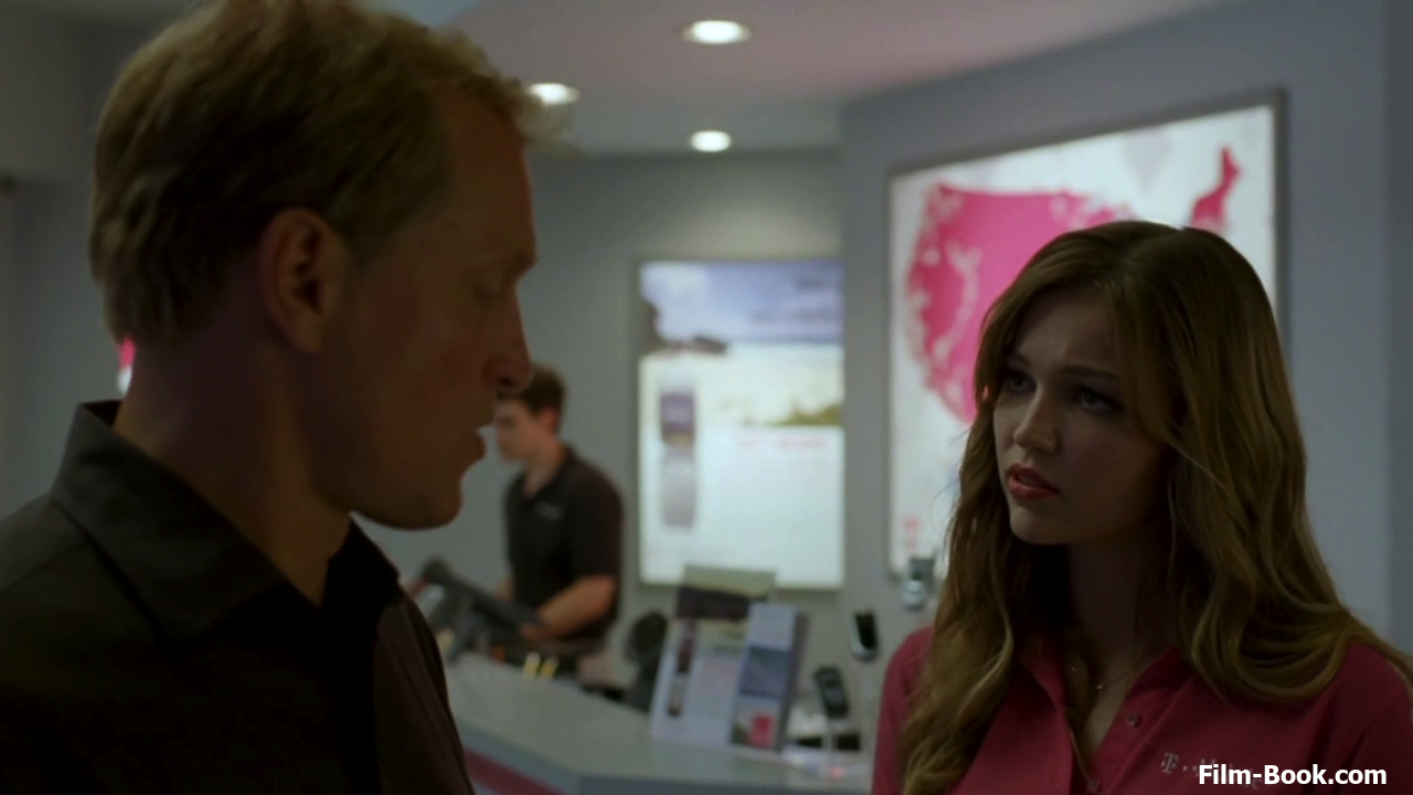 Woody Harrelson Lili Simmons Tmobile True Detective Haunted Houses
