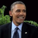 BETWEEN TWO FERNS: President Barack Obama on Zach Galifianakis' Show