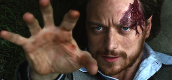 James McAvoy X Men Days of Future Past