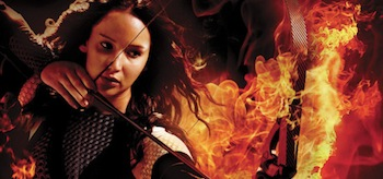 Jennifer Lawrence The Hunger Games Catching Fire