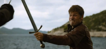 Nikolaj Coster-Waldau Game of Thrones Season 4