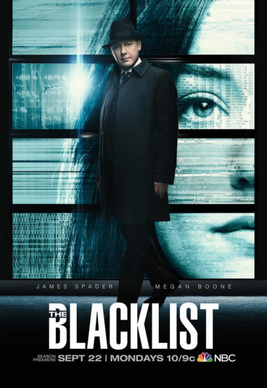 THE BLACKLIST: Season 2 TV Show Trailers, Poster, Image ...