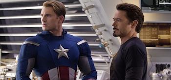 Captain America Iron Man