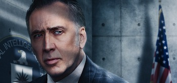 Nicolas Cage Dying of the Light