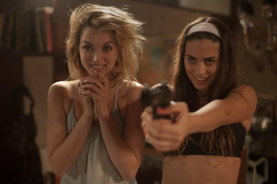 Knock Knock 2015 Keanu Reeves Lorenza Izzo Ana De Armas Images Filmbook