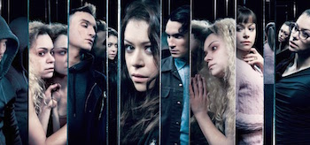 Orphan Black Season 3 TV Show Banner