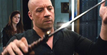 Vin Diesel Rose Leslie The Last Witch Hunter