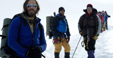 Jake Gyllenhaal on Everest