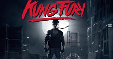 Kung Fury Short Film Poster