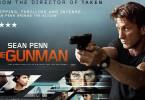 The Gunman Movie Banner
