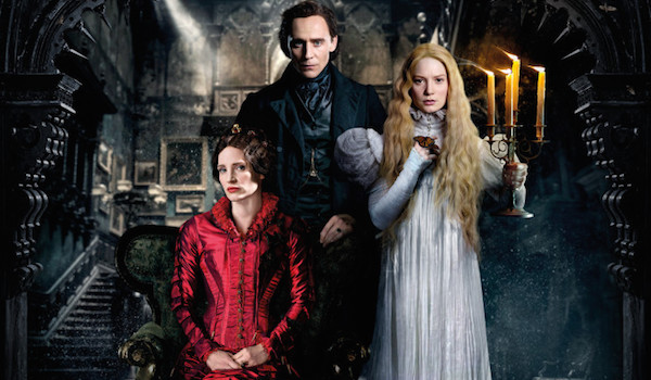 New Crimson Peak Poster