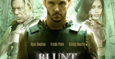 Blunt Force Trauma Trailer and Poster
