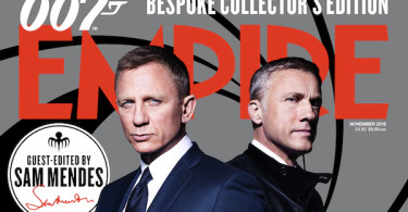 New Spectre Empire Magazine Cover Arrives