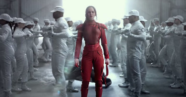 Hunger Games: Mockingjay- Part 2 Trailer 4