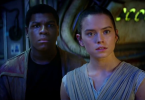 John Boyega Daisy Ridley Star Wars The Force Awaken