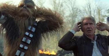 Peter Mayhem Harrison Ford Star Wars The Force Awakens