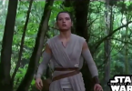 Daisy Ridley Star Wars The Force Awakens