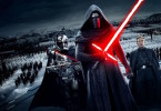 Gwendoline Christie Adam Driver Domhnall Gleeson Star Wars The Force Awakens