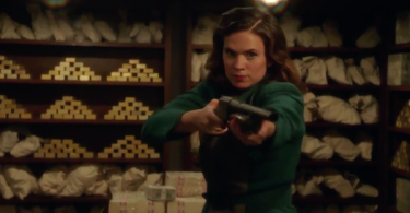 Hayley Attwell Peggy Carter Season Two Promo