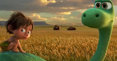 The Good Dinosaur Movie Clip