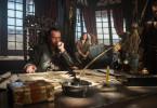 Toby Stephens Luke Arnold Black Sails Season 2