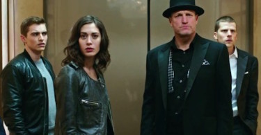 Woody Harrelson Dave Franco Lizzy Caplan Jesse Eisenberg Now You See Me 2