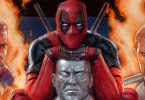 Deadpool IMAX movie poster