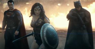 Henry Cavill Gal Gadot Ben Affleck Batman v Superman Trailer 2