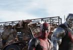 Ryan Reynolds Brianna Hildebrand Colossus Deadpool