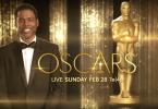 Chris Rosk The Oscars Logo
