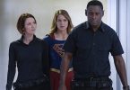 Chyler Leigh Melissa Benoist David Harewood Strange Visitor From Another Planet Supergirl