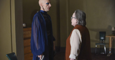 Denis O'Hare Kathy Bates American Horror Story Battle Royale