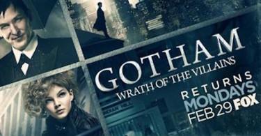 Gotham Wrath of the Villains Banner