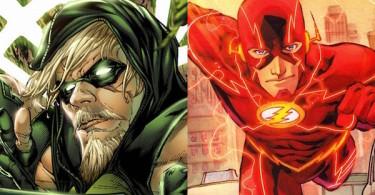 Green Arrow The Flash