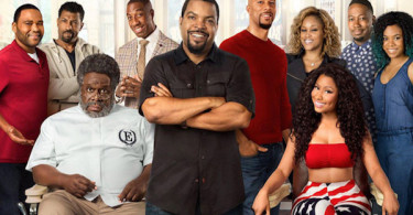 Ice Cube Barbershop: The Next Cut