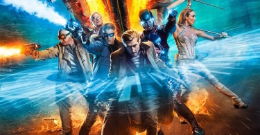Legends of Tomorrow Poster