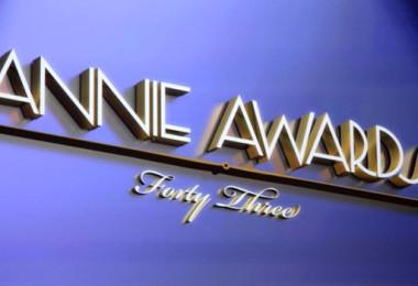 43rd Annie Awards