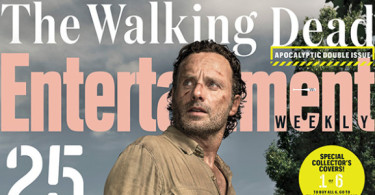 Andrew Lincoln The Walking Dead season 6.2