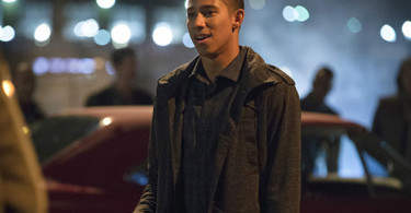 The Flash Keiynan Lonsdale Fast Lane