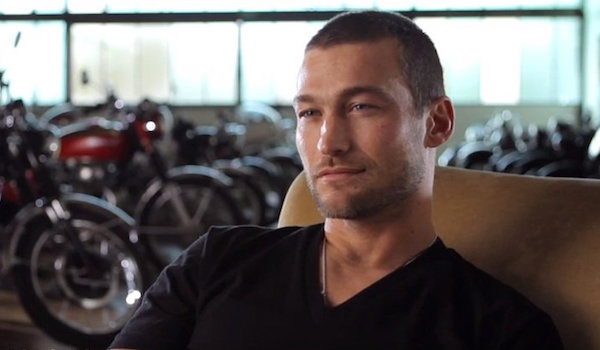 BE HERE NOW (2015): Andy Whitfield's Documentary Inspires ...