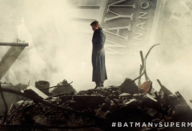 Ben Affleck Batman v Superman: Dawn of Justice Promotional Still