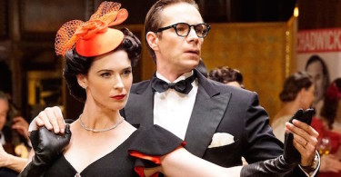 Bridget Regan James D'Arcy Agent Carter Life of the Party