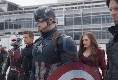 Captain America: Ciivl War Super Bowl TV Spot