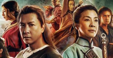 Crouching Tiger, Hidden Dragon: Sword of Destiny Movie Poster