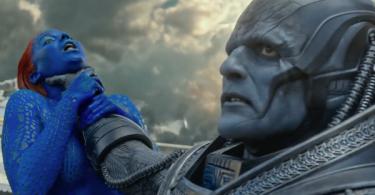 Jennifer Lawrence Oscar Isaac X-Men: Apocalypse Super Bowl TV Spot