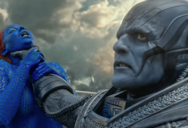 Jennifer Lawrence Oscar Isaac X-Men: Apocalypse Super Bowl TV Spot