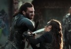 Zach McGowan Alycia Debnam-Carey The 100 Watch the Thrones