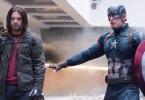 Chris Evans Sebastian Stan Captain America: Civil War