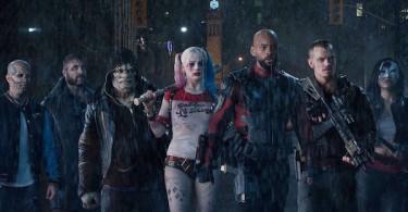 Jay Hernandez Jai Courtney Adelwale Akinnuoye-Agbaje Margot Robbie Will Smith Joel Kinnaman Karen Fukuhara Suicide Squad