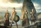 Lisa Loven Kongsli Gal Gadot Connie Nielsen Robin Wright Wonder Woman First Look